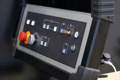Die Operationsplatte Lizenzfreies Stockbild