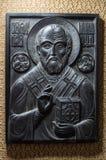 Die orthodoxe Ikone Lizenzfreies Stockbild