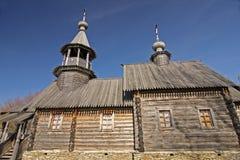 Die orthodoxe Kirche stockfotografie