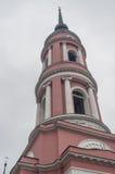 Die orthodoxe Kirche in der Kaluga-Region von Russland Lizenzfreies Stockfoto