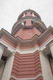 Die orthodoxe Kirche in der Kaluga-Region von Russland Stockfotos