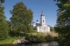 Die orthodoxe Kirche in Russland Lizenzfreie Stockfotos