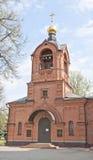 Die orthodoxe Kirche in Vldaimir Stockfoto