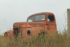 Die Oude Vrachtwagen Royalty-vrije Stock Afbeelding