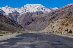 Die Pamir-Landstraße Lizenzfreies Stockbild
