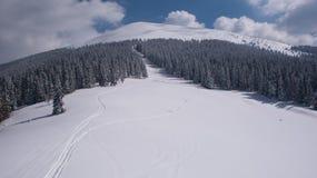 Die Parang Berge Stockfoto