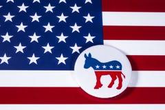 Die Partei US Demokrat Lizenzfreie Stockbilder