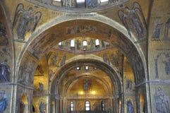 Die patriarchalische Kathedrale-Basilika der Heiligen Markierung stockbilder
