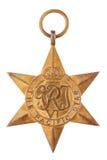 Die pazifische Weltkrieg-Medaille des Stern-zweite Lizenzfreie Stockfotos