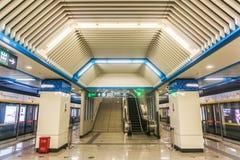 Die Peking-U-Bahn Stockbild