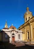 Die peter-und Paul-Kathedrale Stockfotografie