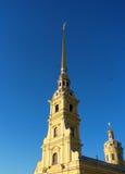 Die peter-und Paul-Kathedrale Stockfotos