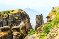 Die Pindos-Berge Stockfotografie