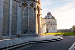 Die Pisa-Kathedrale, Italien Lizenzfreie Stockfotos