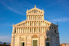 Die Pisa-Kathedrale, Italien Stockfotografie