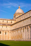 Die Pisa-Kathedrale, Italien Lizenzfreies Stockbild