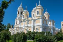 Die Prinz St Vladimir ` s Kathedrale, formal die Kathedrale lizenzfreies stockbild