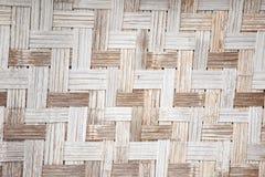 Die Produkte werden vom Bambus gemacht Lizenzfreie Stockfotos