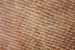 Die Produkte werden vom Bambus gemacht Lizenzfreies Stockfoto