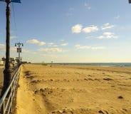 Die Promenade auf Coney Island Lizenzfreies Stockbild