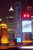Die Promenade in Shanghai Stockbilder