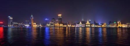 Die Promenade, Shanghai Stockfotos