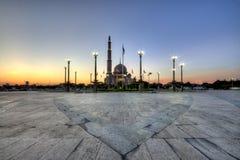 Die Putra-Moschee Stockbild