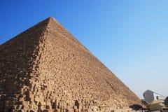 Die Pyramide von Cheops lizenzfreies stockbild