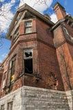 Die Qual der Redpath-Villa Lizenzfreies Stockbild