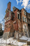 Die Qual der Redpath-Villa Stockfoto