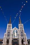 Die Römisch-katholische Kirche stockbild