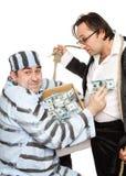 Die Rückzahlung Lizenzfreies Stockbild