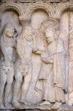 Die Rüge von Adam und von Eve Lizenzfreie Stockfotografie