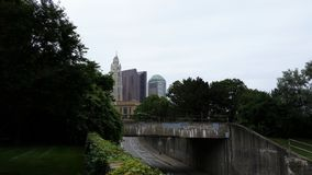 Die raue Straße nach Columbus, Ohio! Lizenzfreies Stockbild