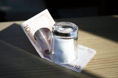 Die Rechnung lizenzfreie stockfotos