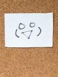 Die Reihe von japanischen Emoticons nannte Kaomoji und lächelte Lizenzfreie Stockbilder