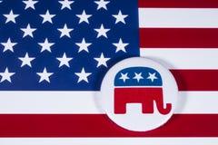 Die republikanische Partei US Lizenzfreies Stockbild