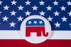 Die republikanische Partei US Lizenzfreie Stockfotos