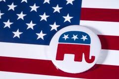 Die republikanische Partei US Stockfoto