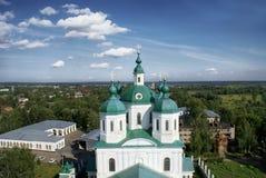 Die Retter-Kathedrale Stockfotografie