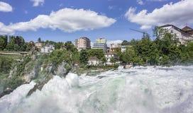 Die Rheinfall Stockfotos