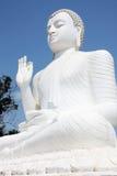Die riesige Buddha-Statue Mihintale Sri Lanka Stockbilder