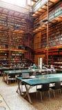Die Rijksmuseum-Forschungs-Bibliothek, Amsterdam lizenzfreies stockfoto