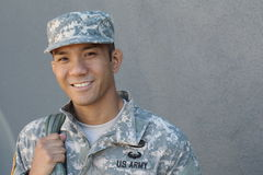 Die Risse der Männer Marineu S Armee in der Sorge Die Sehnsucht des Soldaten Liebe des Landes Traurigkeit für die Opfer stockbild