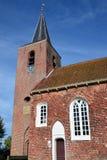 Die romanische Kirche von Eenum stockfotografie