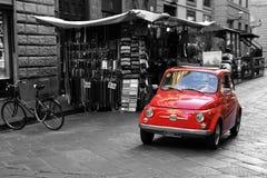 Die rote Schönheit Stockbilder
