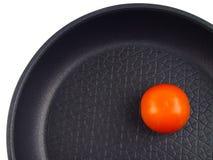 Die rote Tomate Lizenzfreie Stockfotografie
