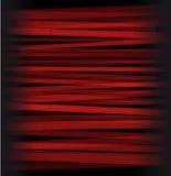 Die Rotreifenkennzeichen Stockfotografie