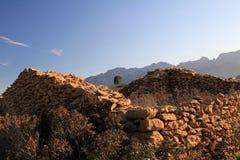 Die Ruine Lizenzfreies Stockbild