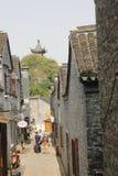 Die Ruine in Zhenjiang Stockbilder